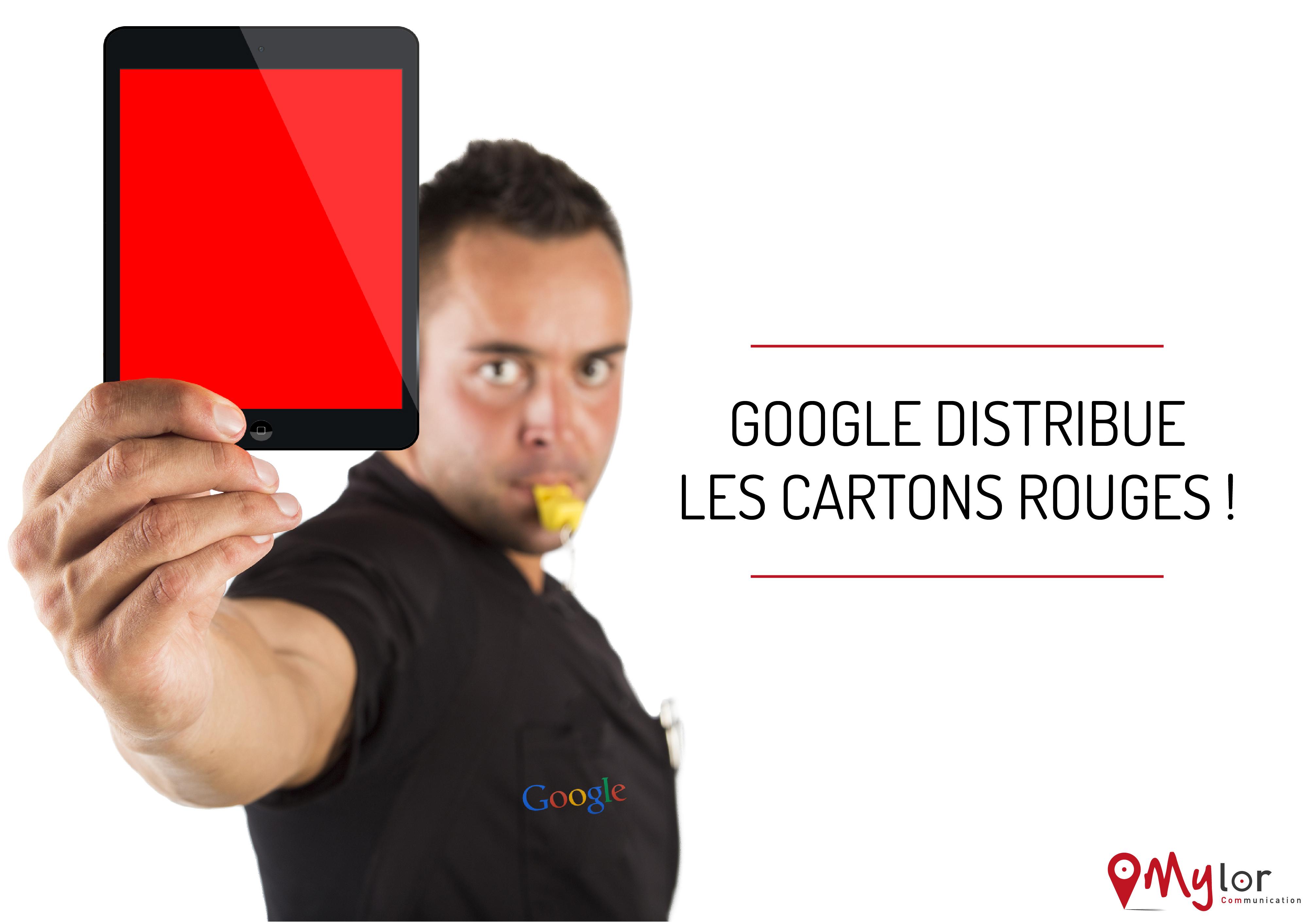 Google Penalise Les Sites Non Adaptes Aux Mobiles